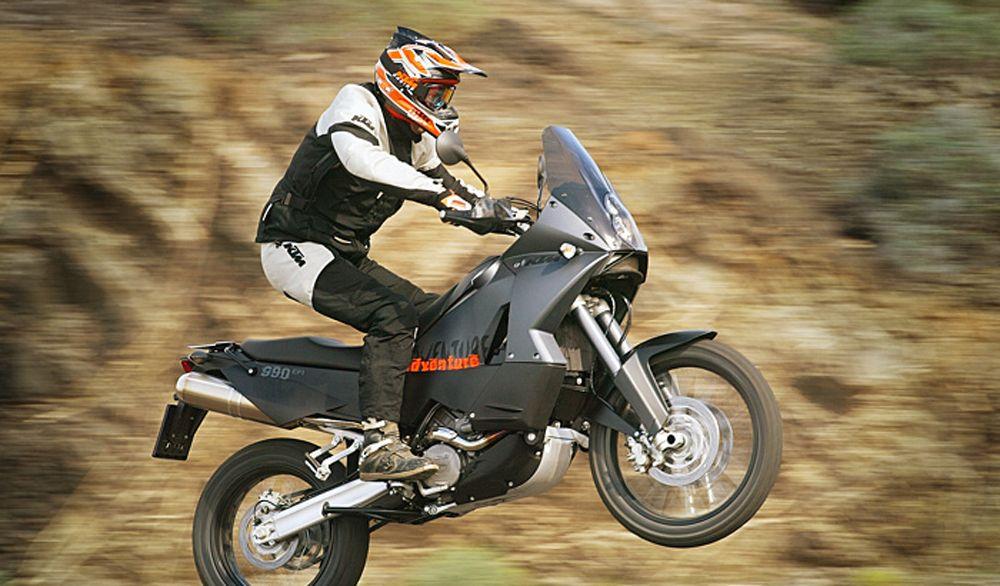 2008 ktm 990 adventure review