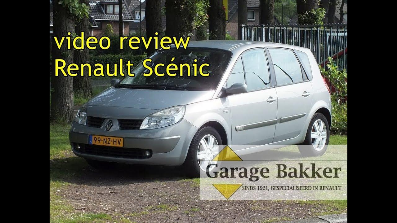 2001 renault scenic dynamique review