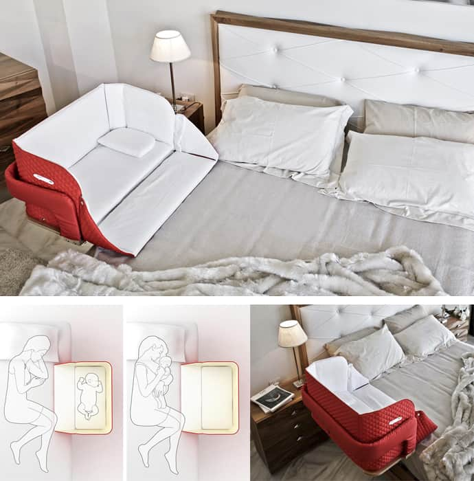 culla belly co sleeper reviews