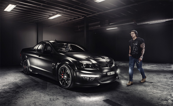 hsv maloo black edition review