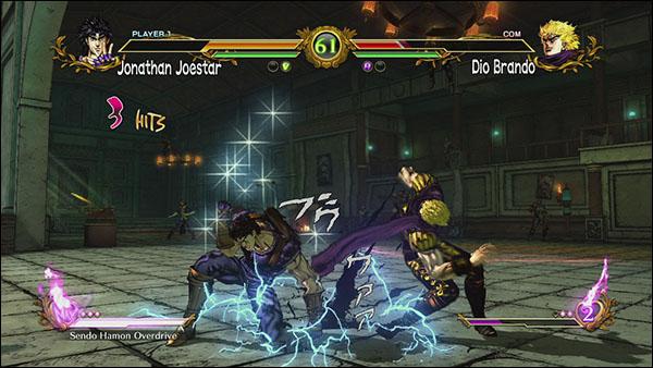 jojo all star battle review