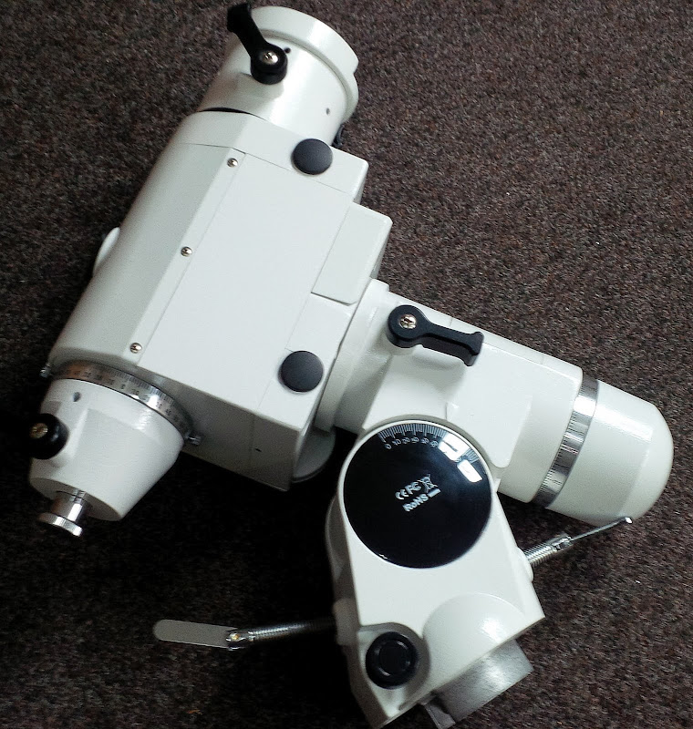 skywatcher heq5 pro goto mount review