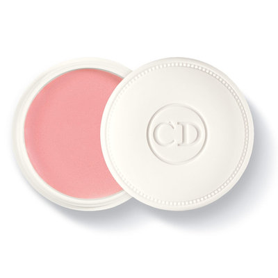 dior creme de rose lip balm review