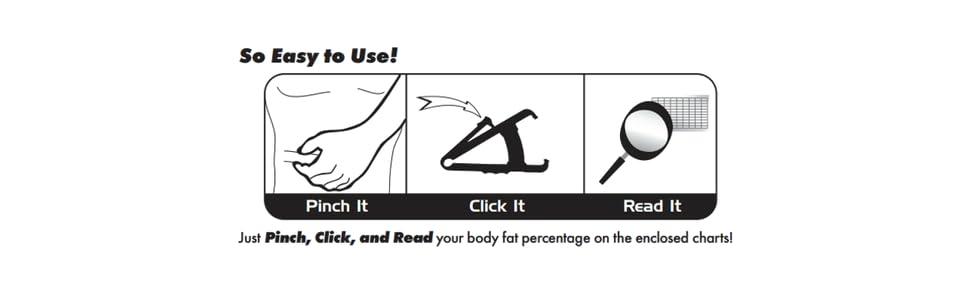 accu measure body fat caliper review