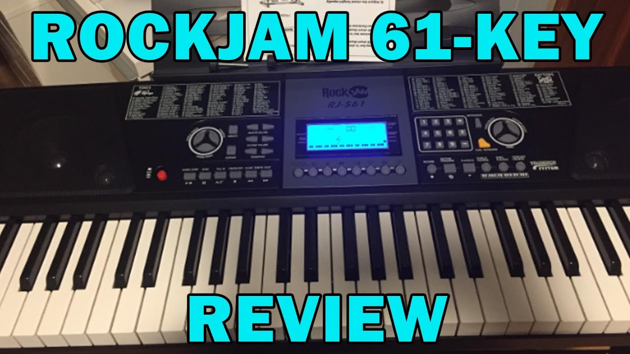 burswood 61 key electronic keyboard reviews