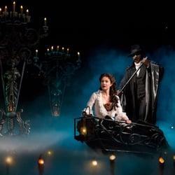 phantom of the opera west end review