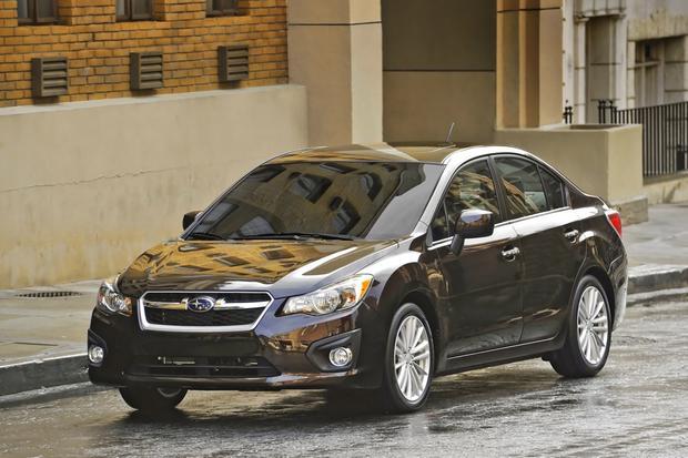 2013 subaru impreza hatchback review