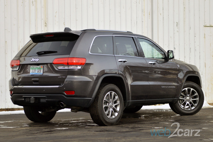 2015 jeep grand cherokee review