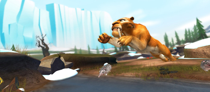ice age 3 game review