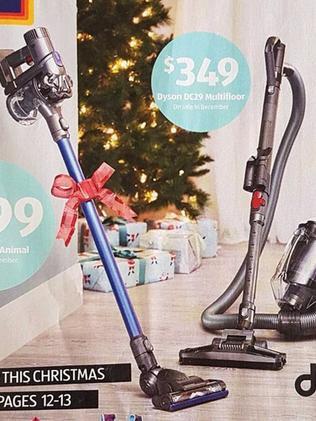 aldi vacuum cleaner 2017 review