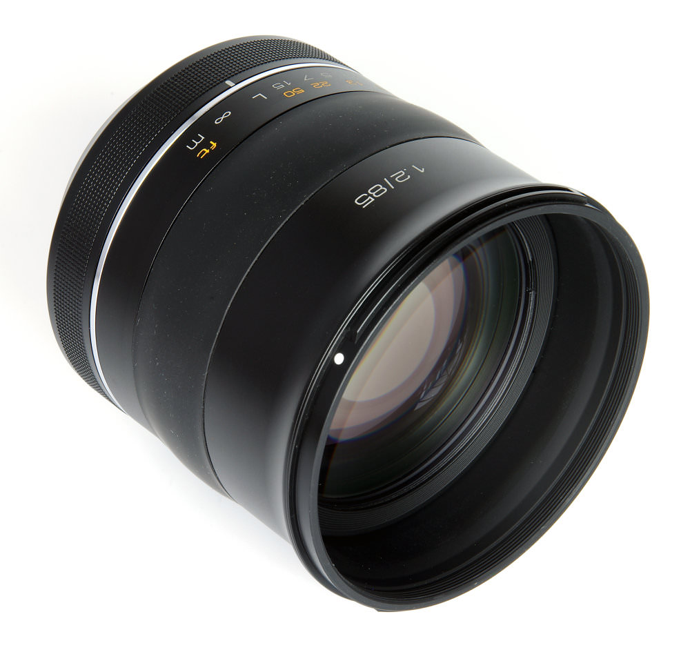 samyang 85mm f1 2 review