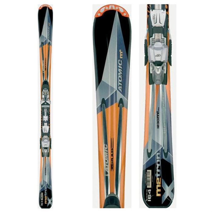 atomic metron 9 skis review