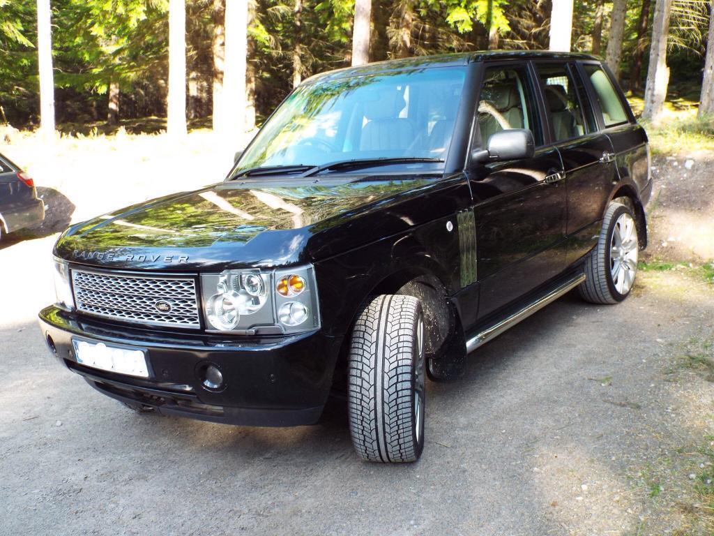 2003 range rover 3.0 td6 vogue reviews