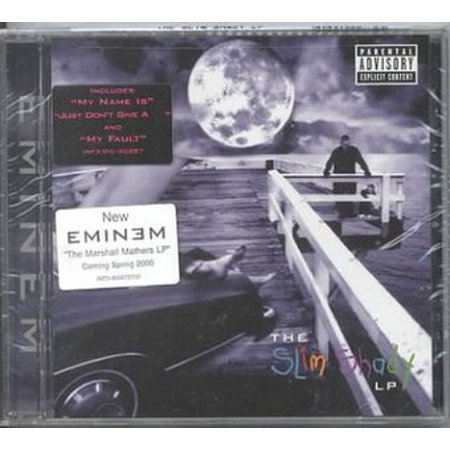 the slim shady lp review