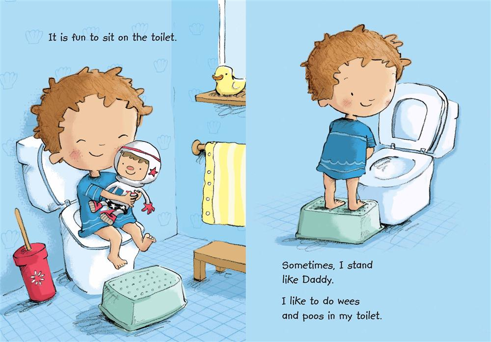 ready to go toilet time book reviews