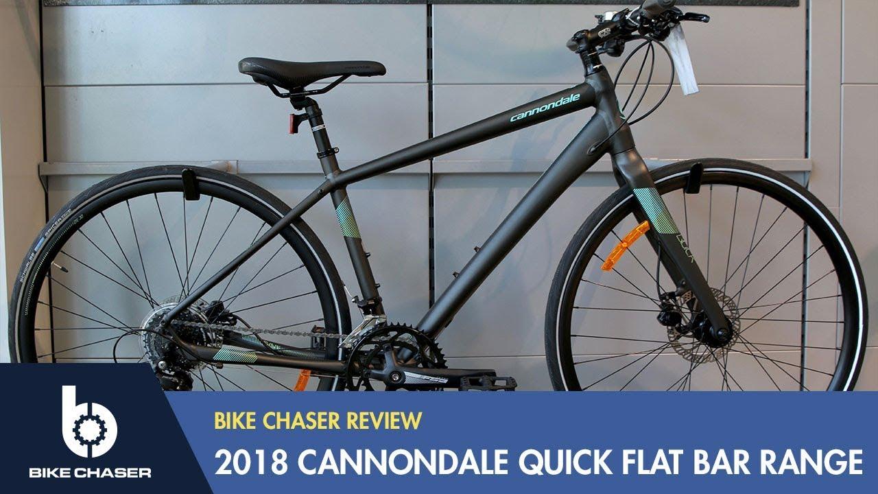 cannondale quick 5 disc review