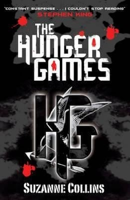 hunger games book review for kids