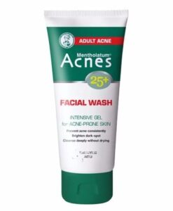 oxy acne control whitening wash review
