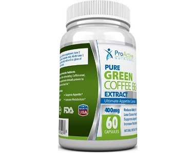 pure green coffee bean extract reviews