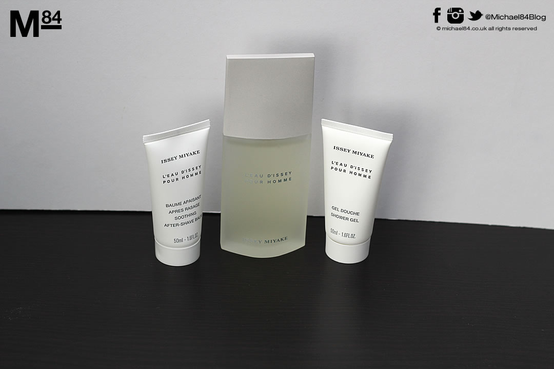 issey miyake pour homme review