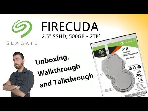 seagate firecuda 2tb 2.5 review