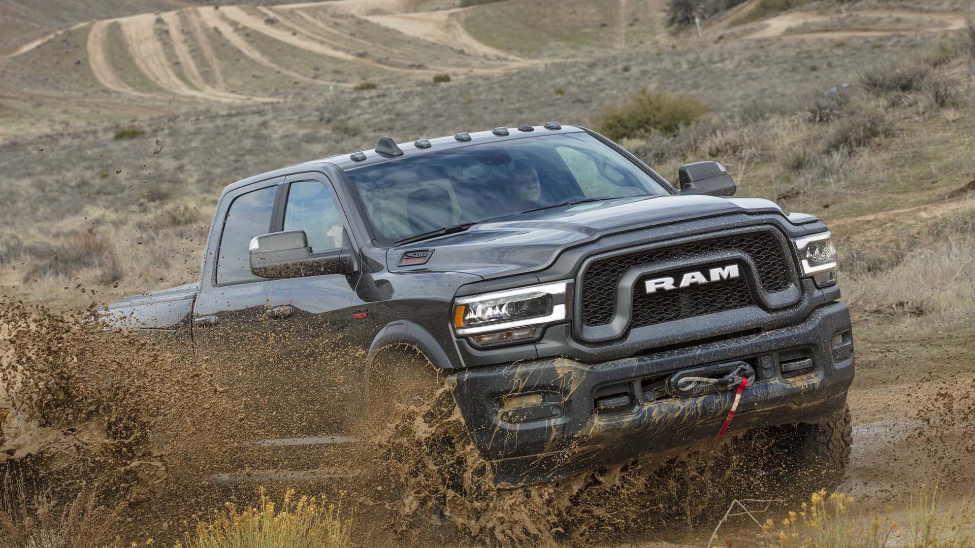 ram 2500 power wagon review