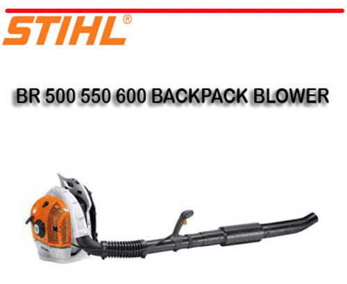stihl 550 backpack blower reviews