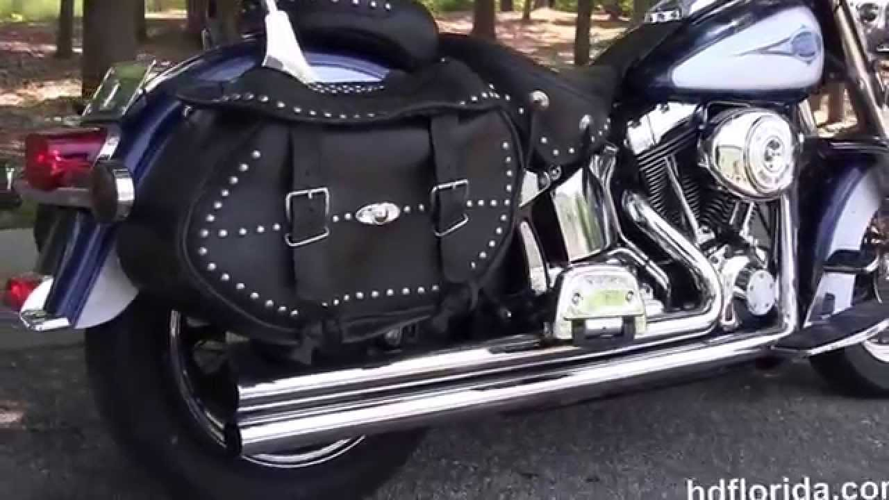 2000 heritage softail classic reviews