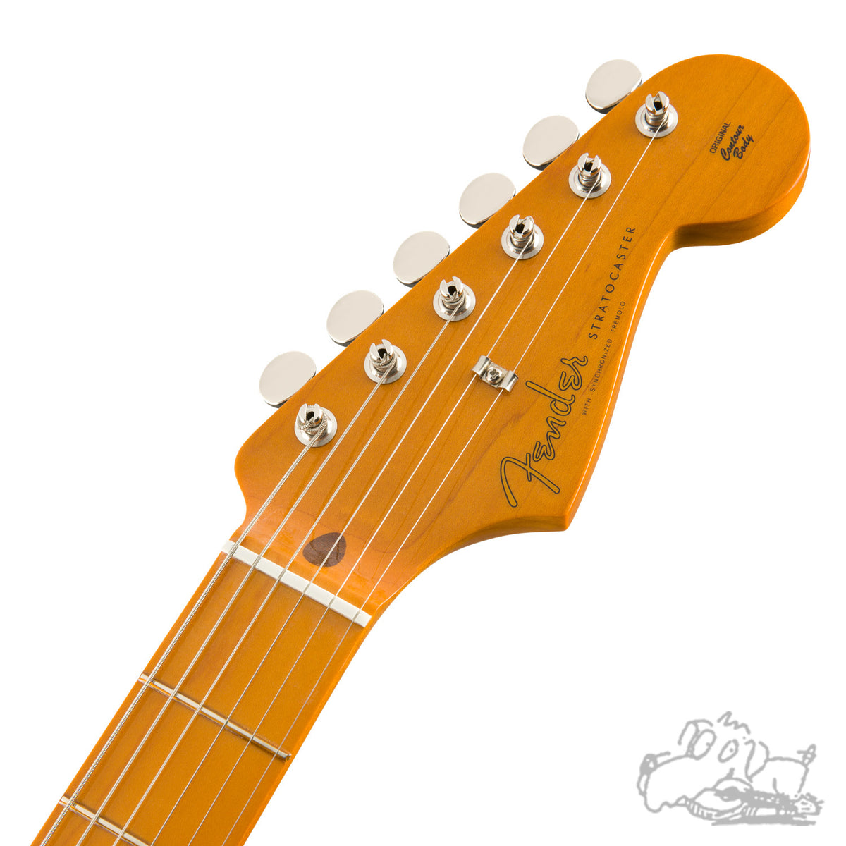 fender classic series 50s stratocaster lacquer review