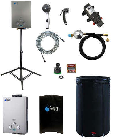 country comfort water heater review