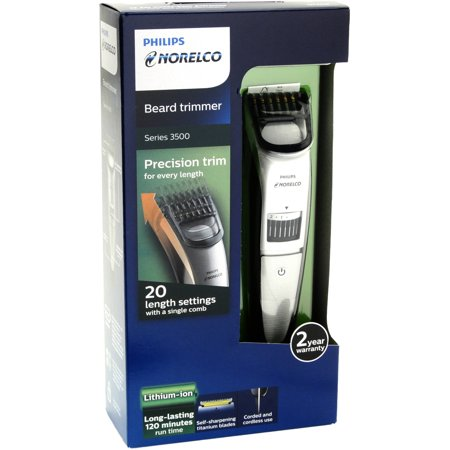 philips norelco beard trimmer series 3500 qt4018 49 review