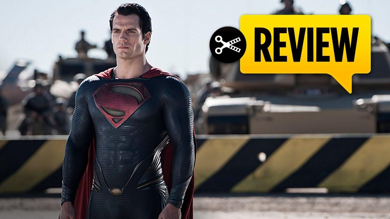 man of steel movie review
