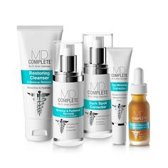 md complete skin clearing non irritating pro peel reviews
