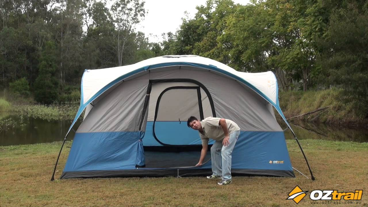 oztrail festival 15 shade shelter review