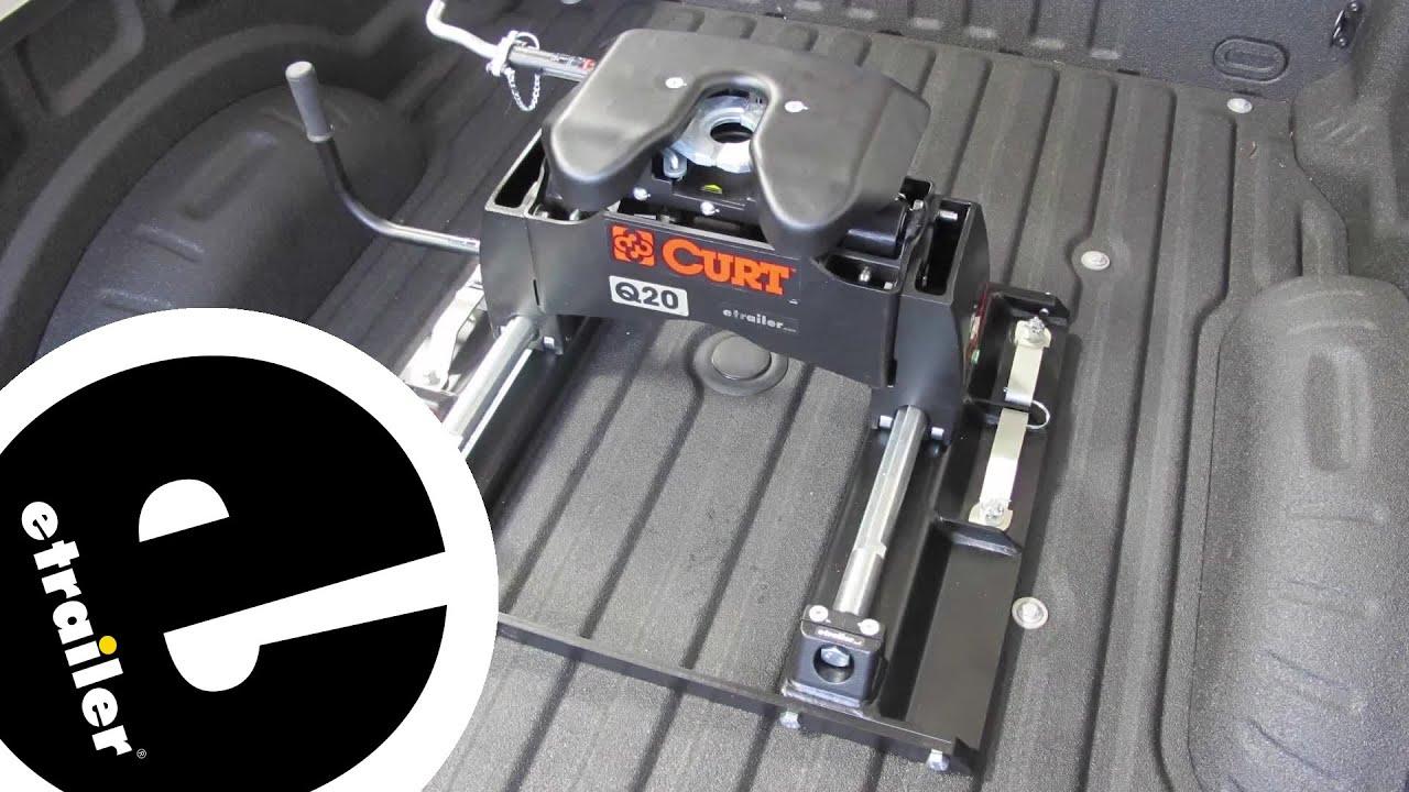 curt 5th wheel hitch reviews