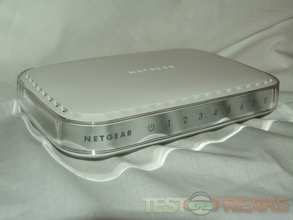 8 port gigabit switch review