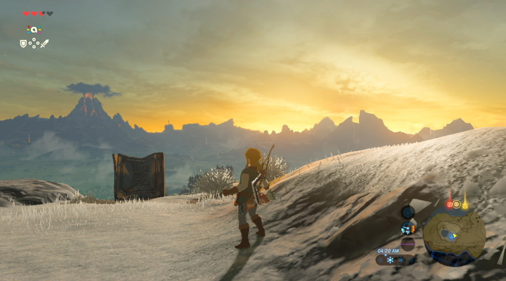 gamespot breath of the wild review
