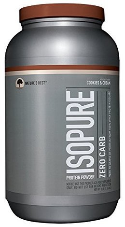 best whey isolate protein powder reviews