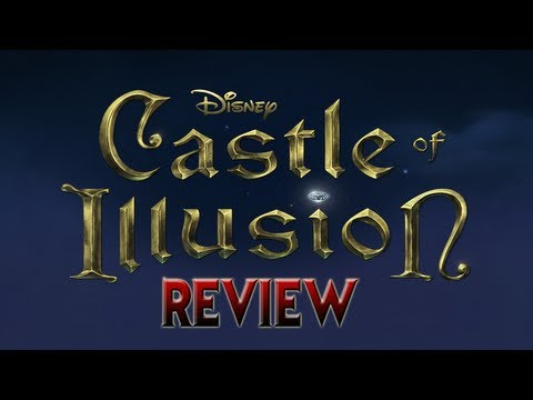 mickey mouse castle of illusion review
