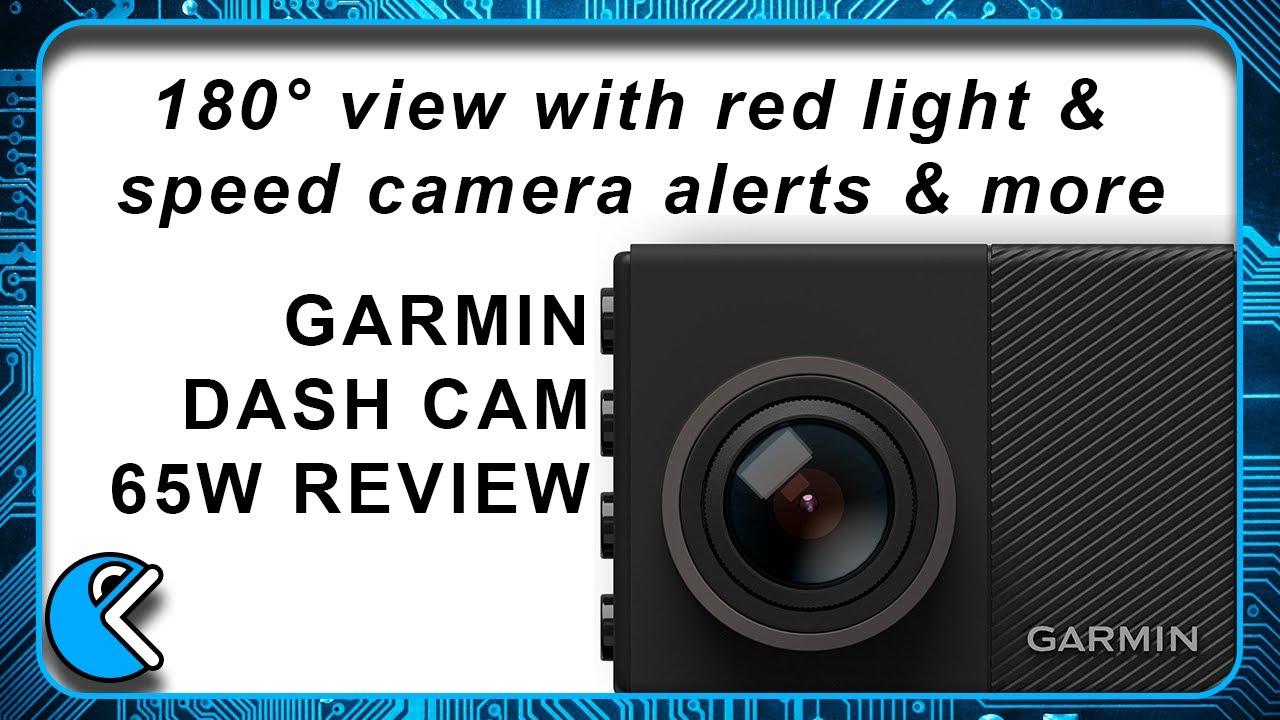 garmin dash cam 65w review
