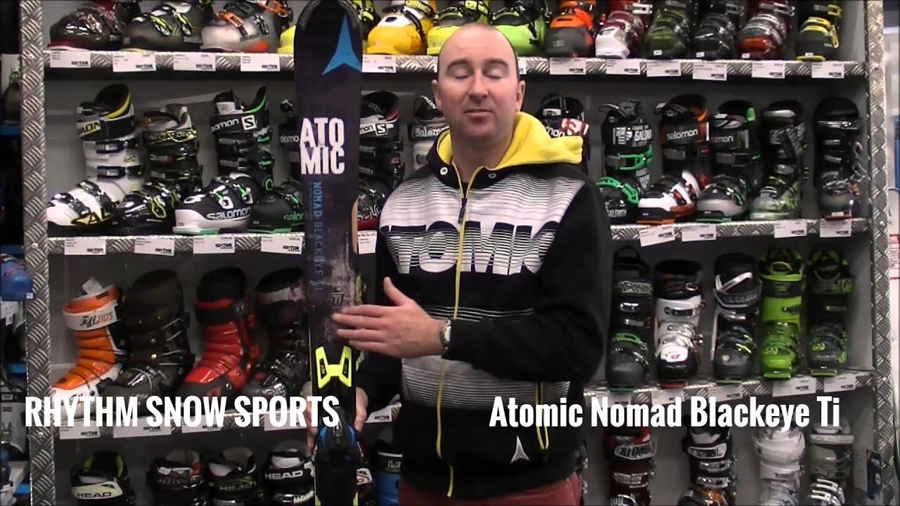 atomic nomad blackeye ti review