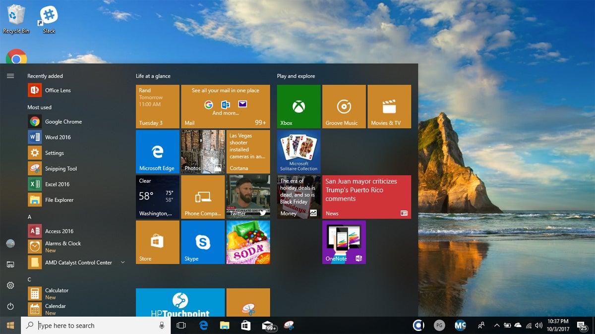 windows 10 fall creators update review