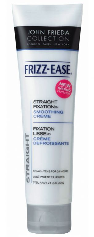 frizz ease straight fixation smoothing creme reviews