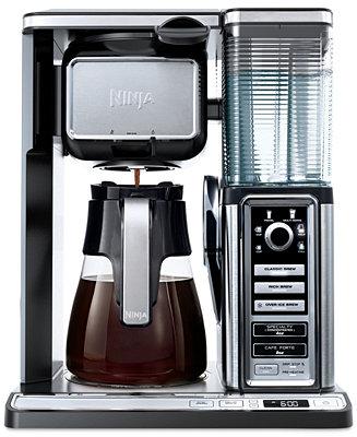 ninja coffee bar thermal carafe system reviews