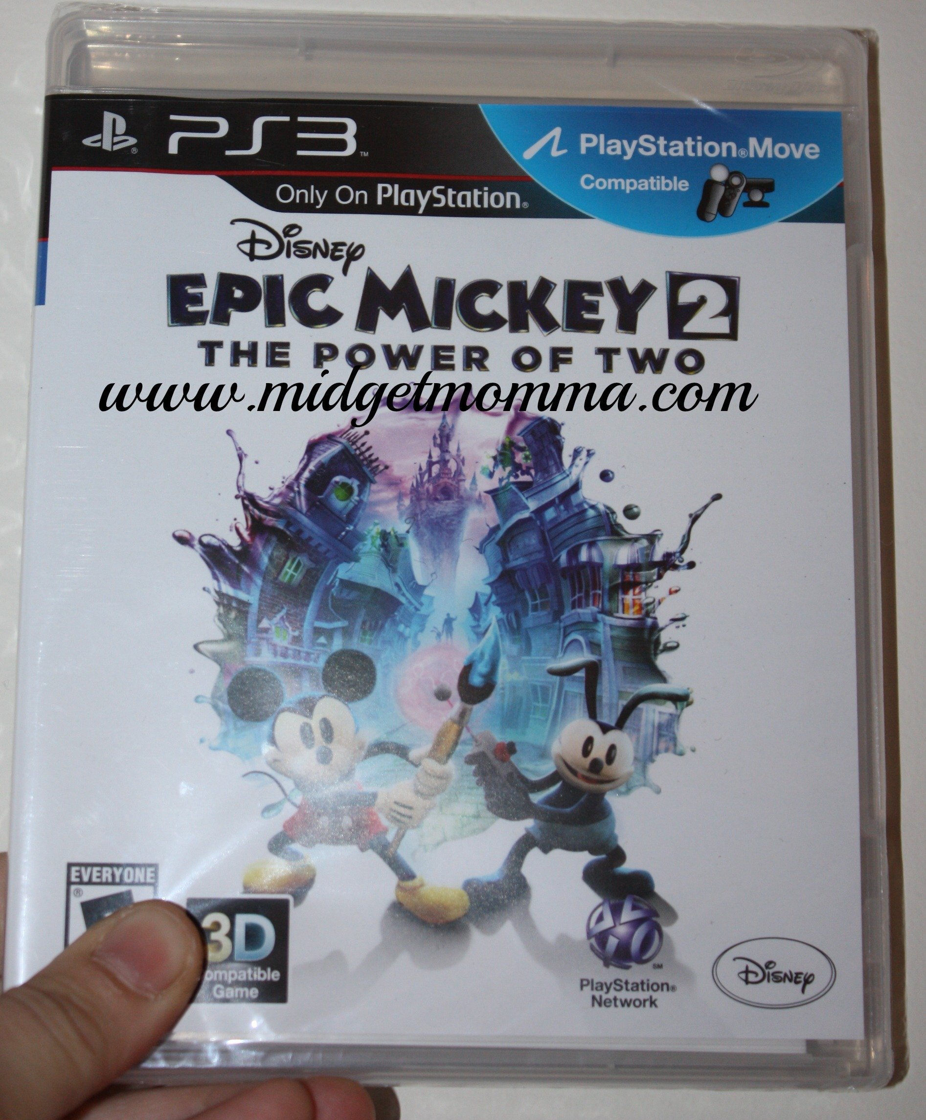 epic mickey 2 ps3 review