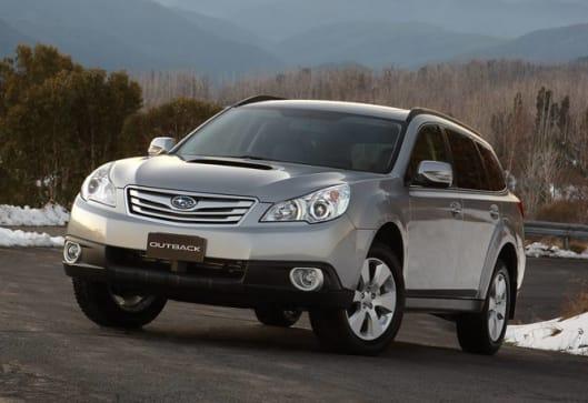 subaru outback diesel review 2010