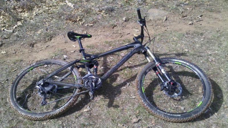 2012 trek fuel ex 5 review