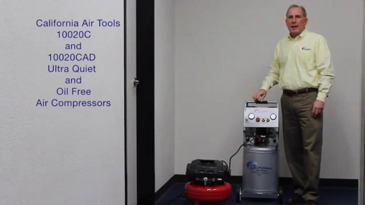 california air tools 10020c review
