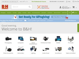 b&h photo video pro audio reviews