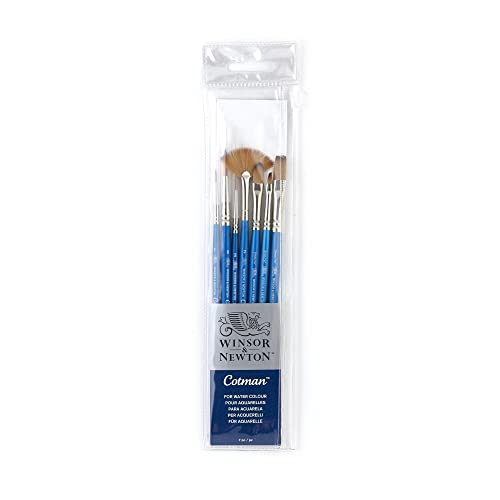 daler rowney aquafine brushes review